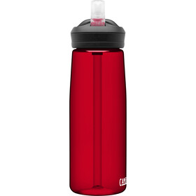 CamelBak eddy+ Bottle 750ml, rojo